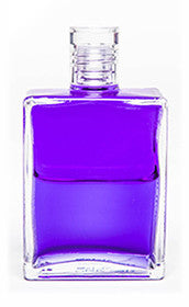 Aura-Soma - Equilibrium 50ml Bottle B16 / The Violet Robe / Violet/Violet