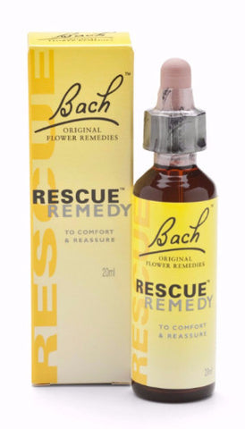Bach Rescue Remedy Drops - 20ml