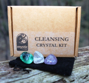 Cleansing Crystal Kit
