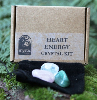 Heart Energy Crystal Kit
