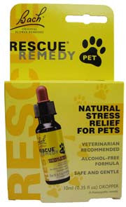 Bach Rescue Remedy Pet Drops - 10ml **SALE PRICE**
