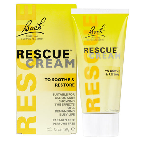 Bach Rescue Cream - 50g *SALE PRICE*