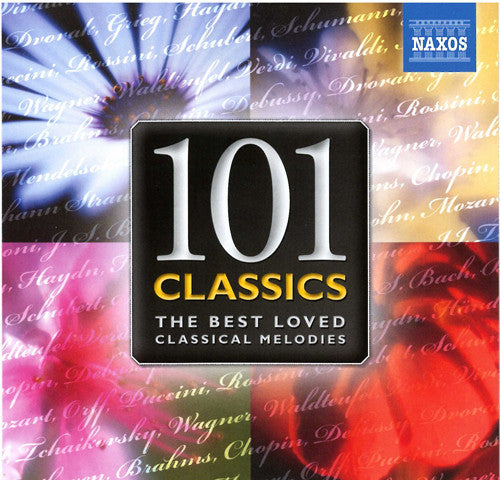 101 Classics 'The Best Loved Classical Melodies'