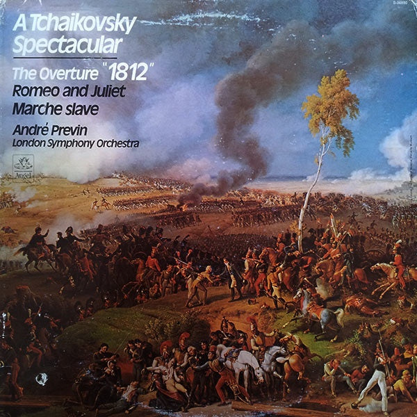 A Tchaikovsky Spectacular 'The Overture '1812' Romeo & Juliet'