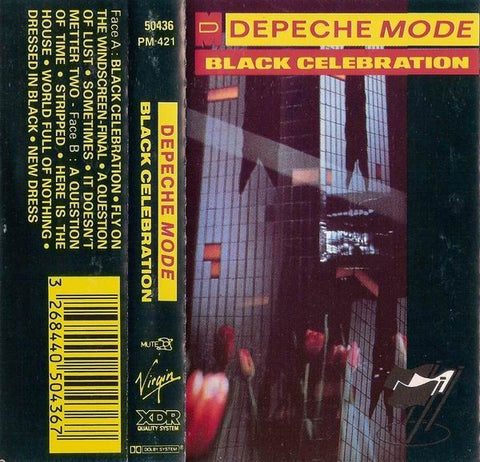 Depeche Mode 'Black Celebration'
