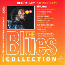The Blues Collection 'Buddy Guy Stone Crazy'