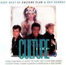 Culture Club 'Very Best Of Culture Club & Boy George'