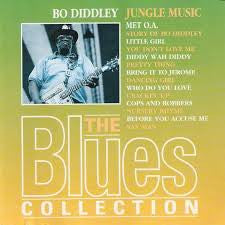 The Blues Collection 'Bo Diddley Jungle Music'