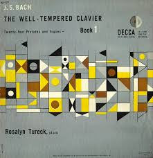 "J.S. Bach ""The Well-Tempered Claiver Book 1"" (Boxed Set)"