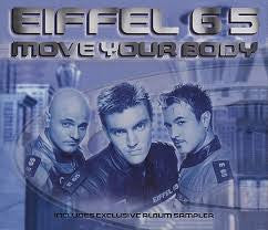 Eiffel 65 'Move Your Body'