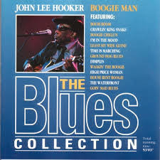 The Blues Collection 'John Lee Hooker Boogie Man'