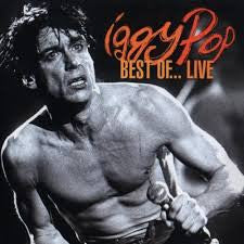 Iggy Pop 'Best of…Live'