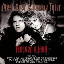 Meat Loaf & Bonnie Tyler 'Heaven & Hell'