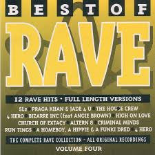 Best Of Rave 'Volume One'