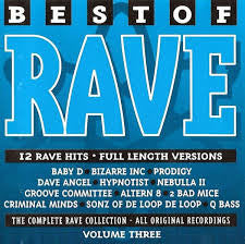Best of Rave 'Volume Three'