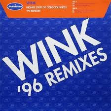Wink 'Higher State Of Consciousness ' 96 Remixes