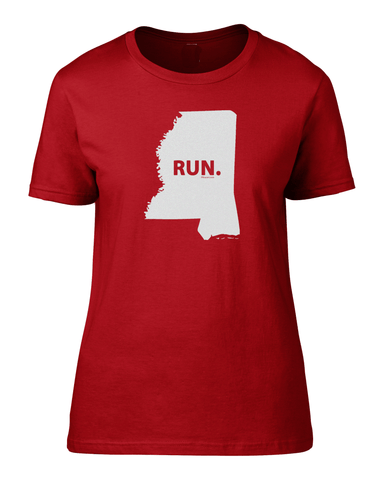 Mississippi RUN.T for Women