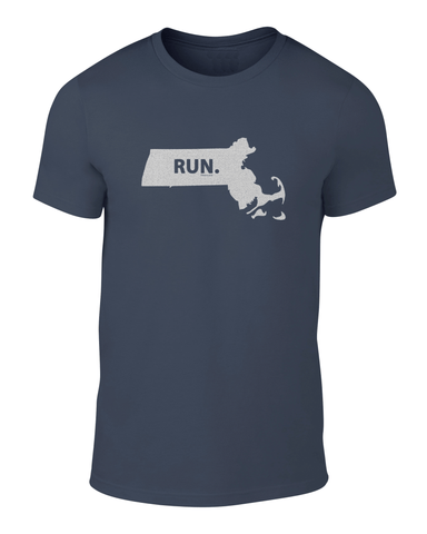 Massachusetts RUN.T for Men/Unisex