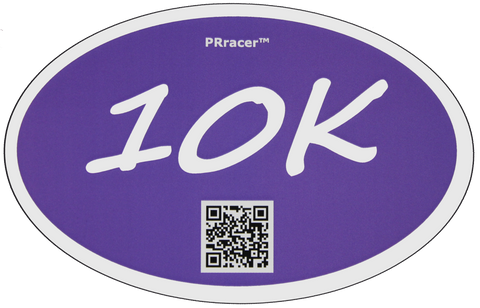 10K Purple Decal