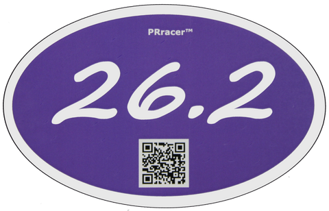 26.2 Purple Decal