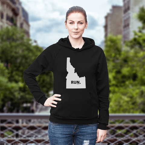 Idaho RUN. Sweatshirt