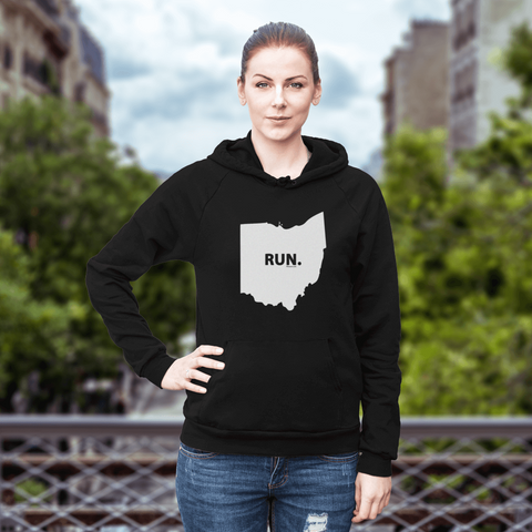 Ohio RUN. Sweatshirt