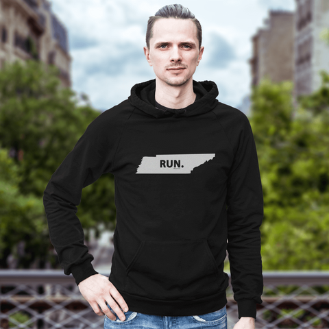 Tennessee RUN. Sweatshirt