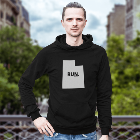 Utah RUN. Sweatshirt