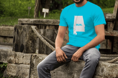 Alabama RUN.T for Men/Unisex