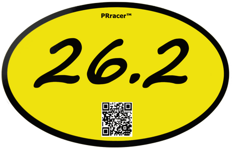 26.2 Yellow Decal