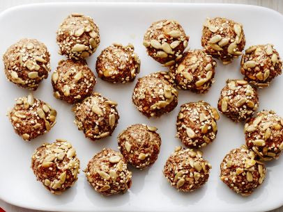 Seeded Energy Bites