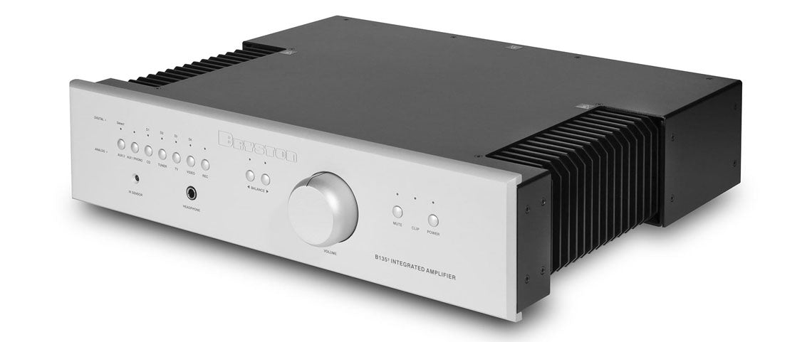 Bryston integrated amplifier