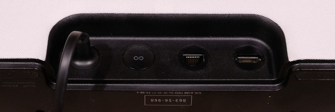 Sonos Beam connections