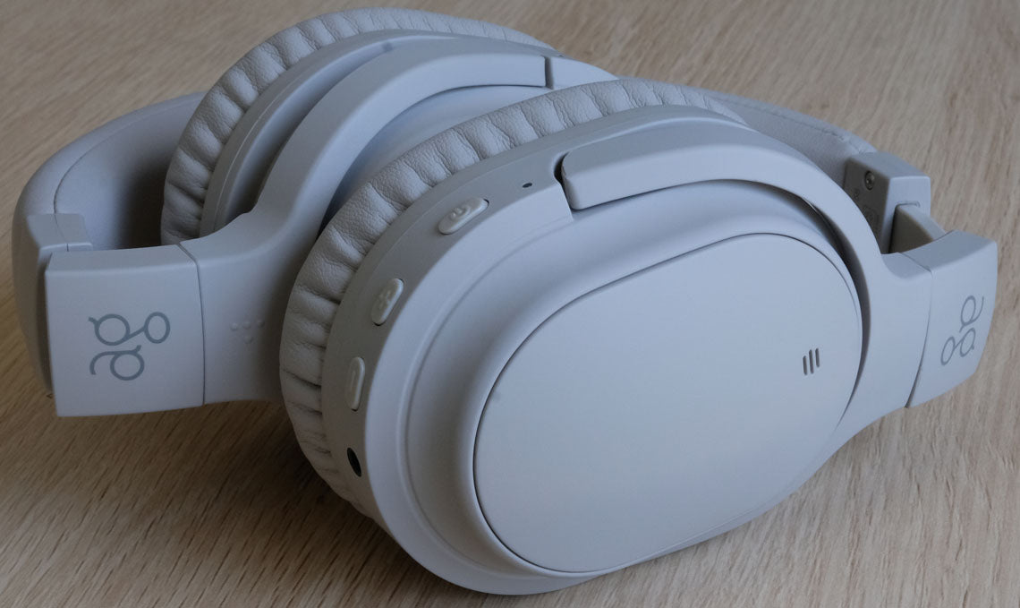 ag WHP01K wireless noise cancelling headphones