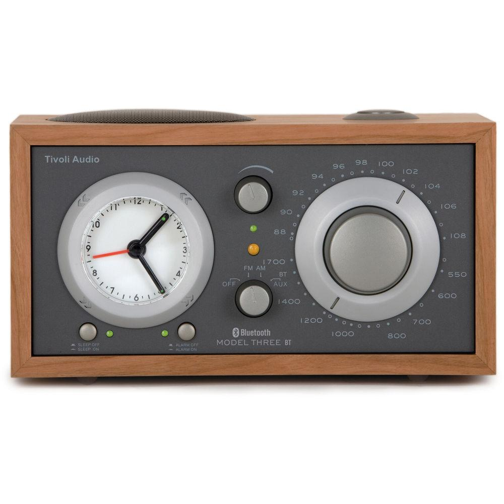 Tivoli Audio Model Three BT Bluetooth AM/FM Radio