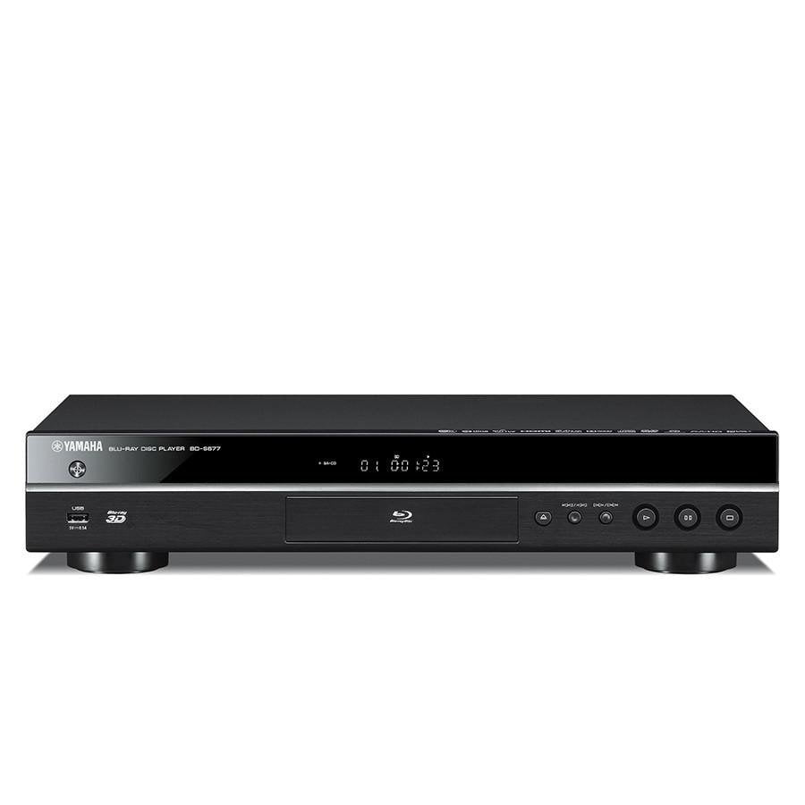 Yamaha BD-S677 Blu-Ray Player