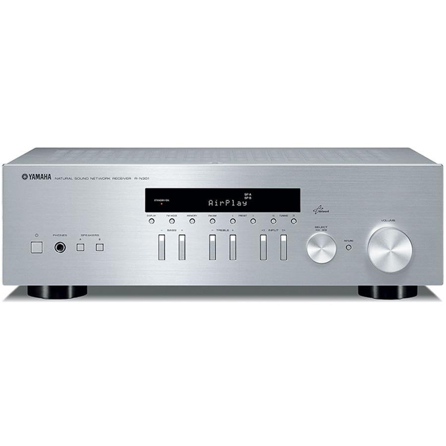Yamaha R-N301 Hi-Fi Receiver with Airplay compatibility