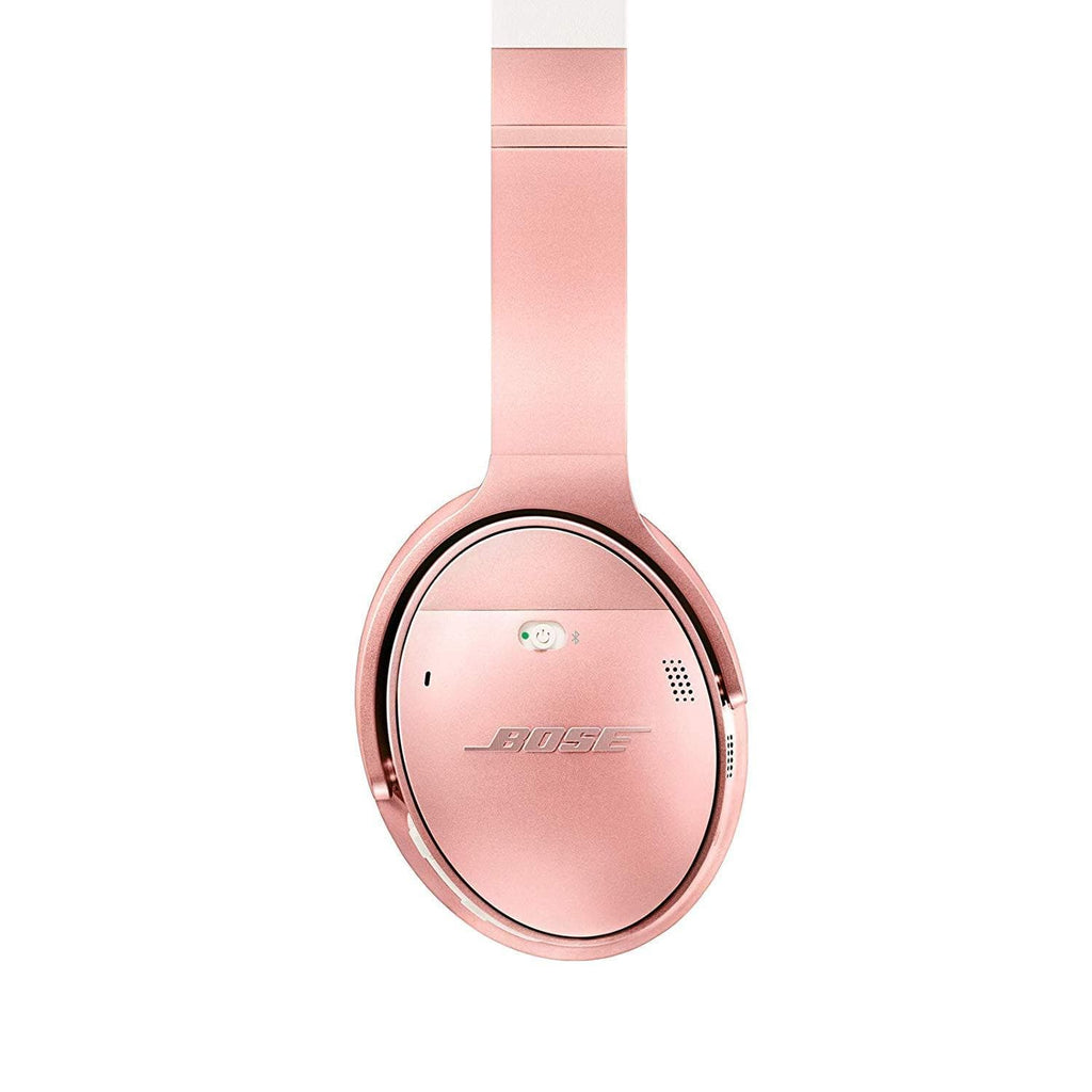 Bose QC35 II Limited Edition Rose Gold Wireless Noise Cancelling Headphones