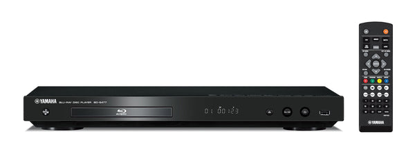 Yamaha BD-S477 Blu-Ray Player
