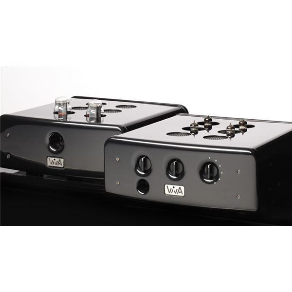 Viva Audio Linea Vacuum Tube Preamplifier with External Tube PSU