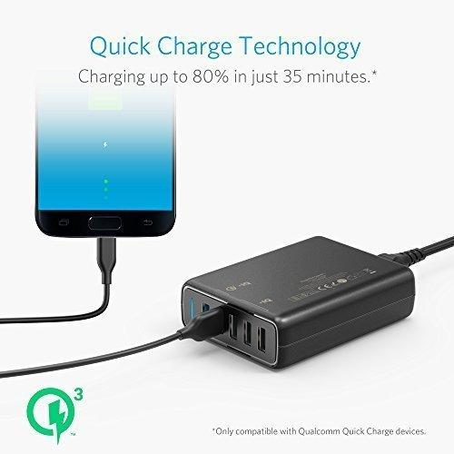Anker PowerPort Speed 5 Charger