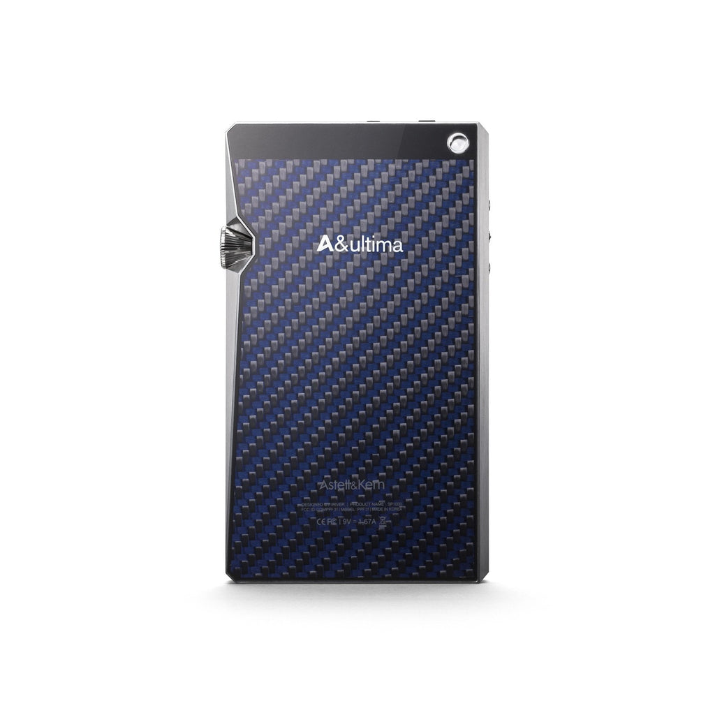 Astell & Kern A&ultima SP1000 Stainless Steel High End Digital Audio Player - DEMO