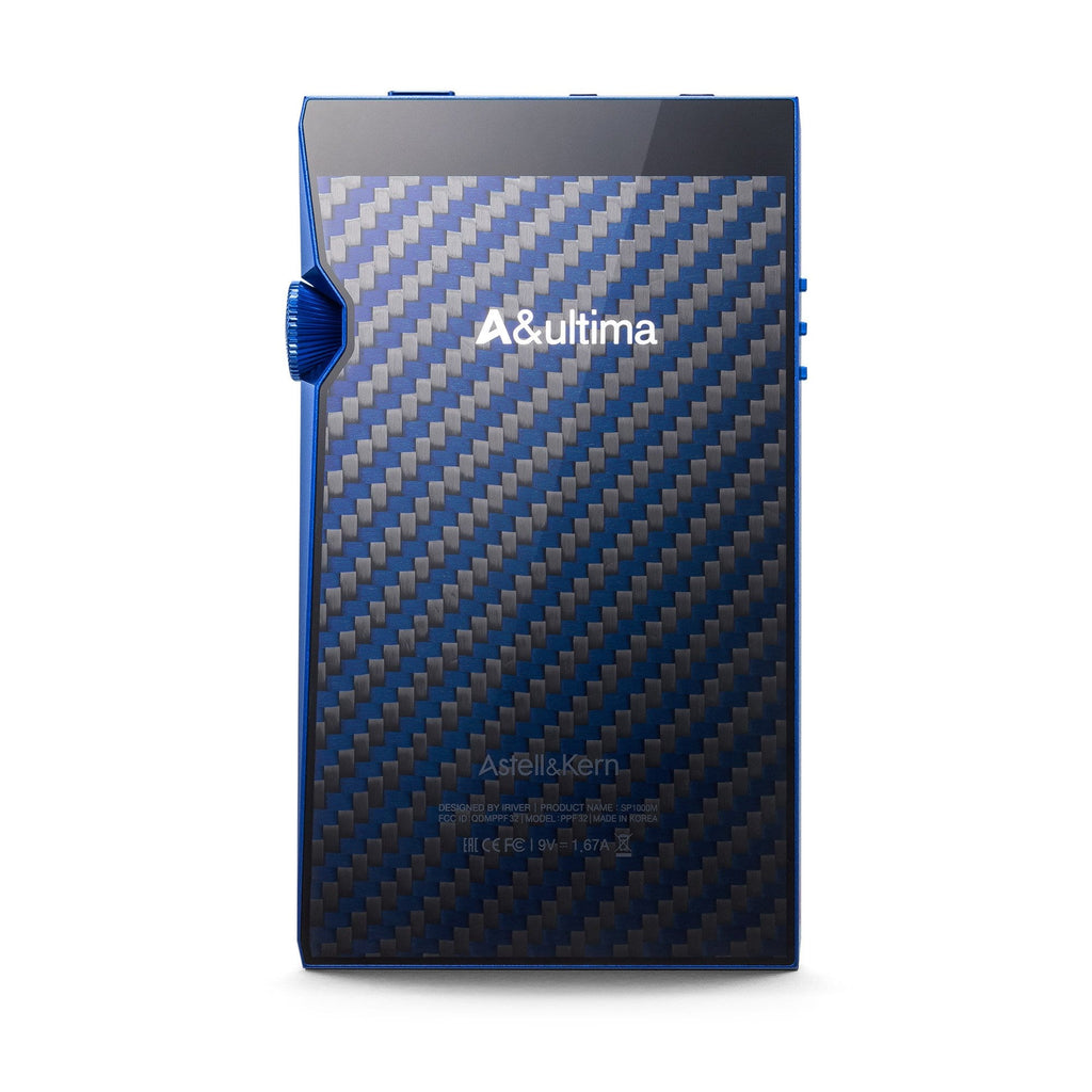 Astell&Kern A&ultima SP1000M Blue