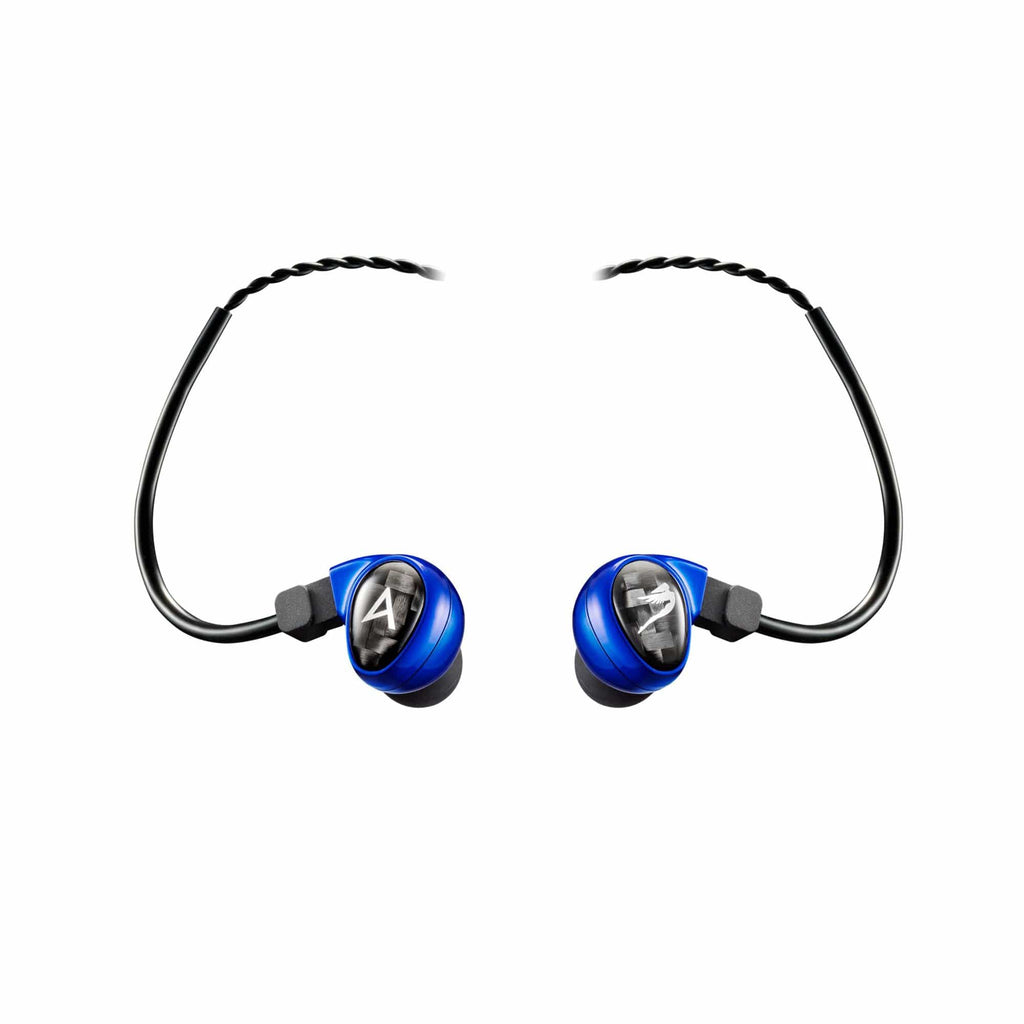 Astell&Kern Billie Jean Limited In Ear Monitors Blue