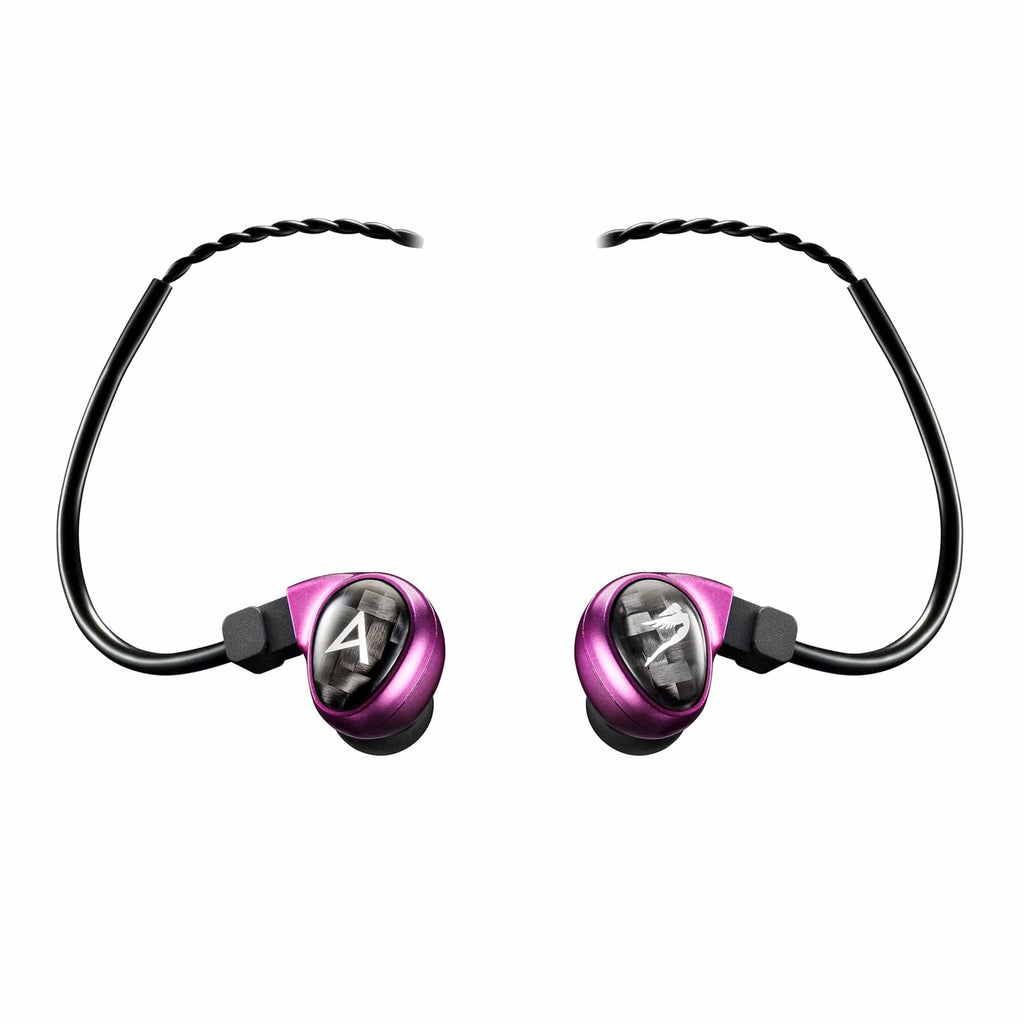Astell&Kern Billie Jean Limited In Ear Monitors Purple