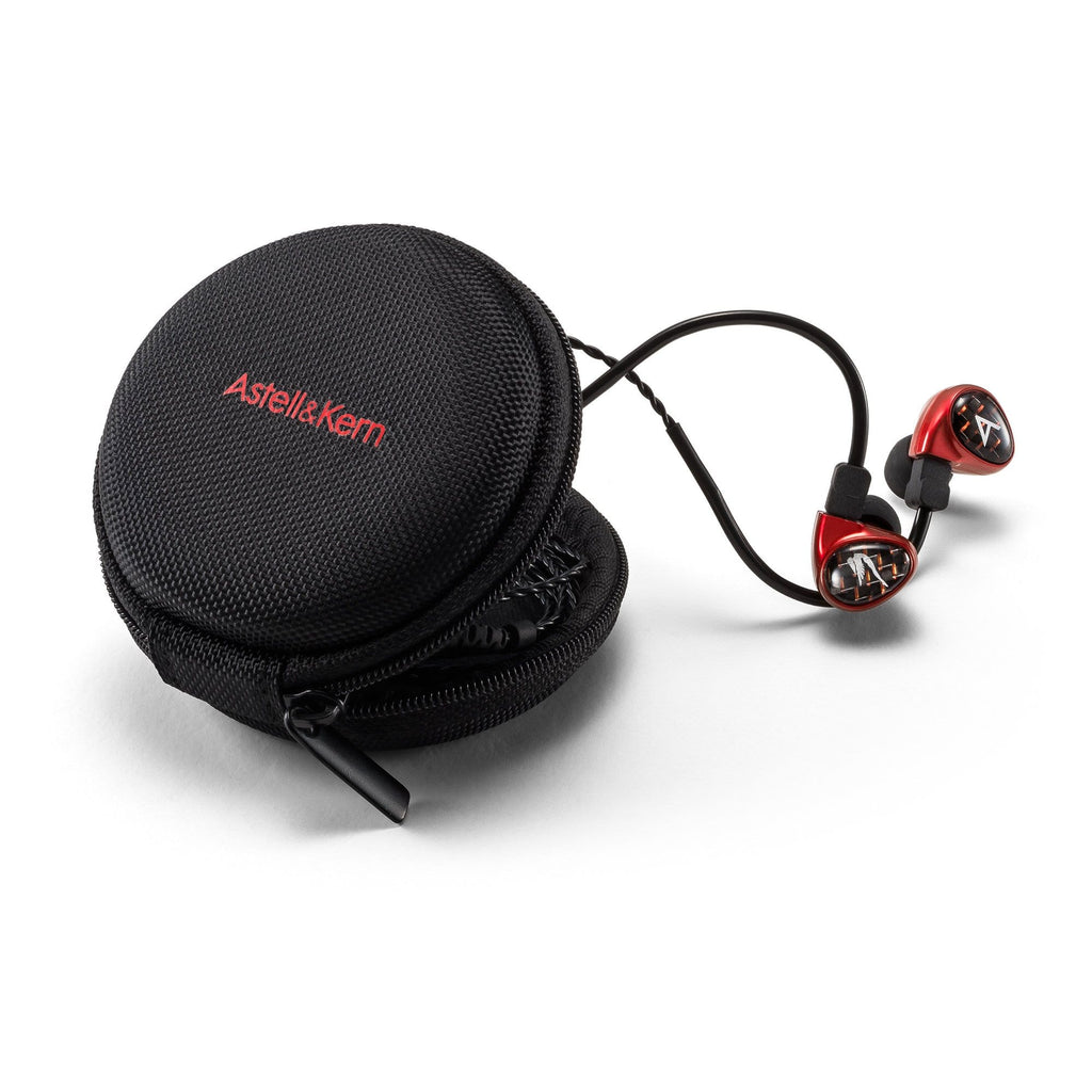 Astell&Kern Billie Jean Limited In Ear Monitors Red