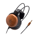 Audio-Technica ATH-W1000Z Audiophile Closed-back Wooden Headphones