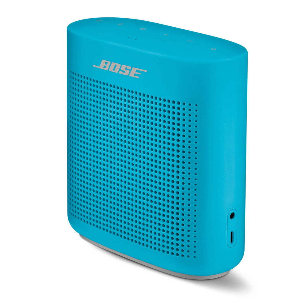 Bose SoundLink Color Bluetooth Speaker II Aquatic Blue
