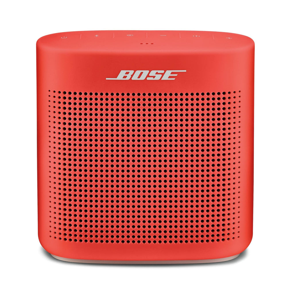 Bose SoundLink Color Bluetooth Speaker II Red