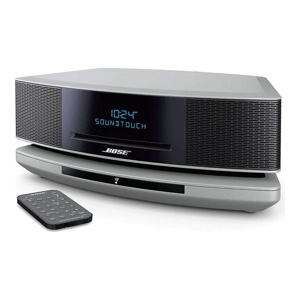 Bose Wave SoundTouch IV Platinum Silver